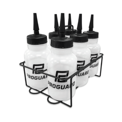 Proguard Quart+ Water Bottles with Extended Caps & Carrier Combo