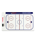 "Coaches Hockey Rink Clipboard (9x14"")"