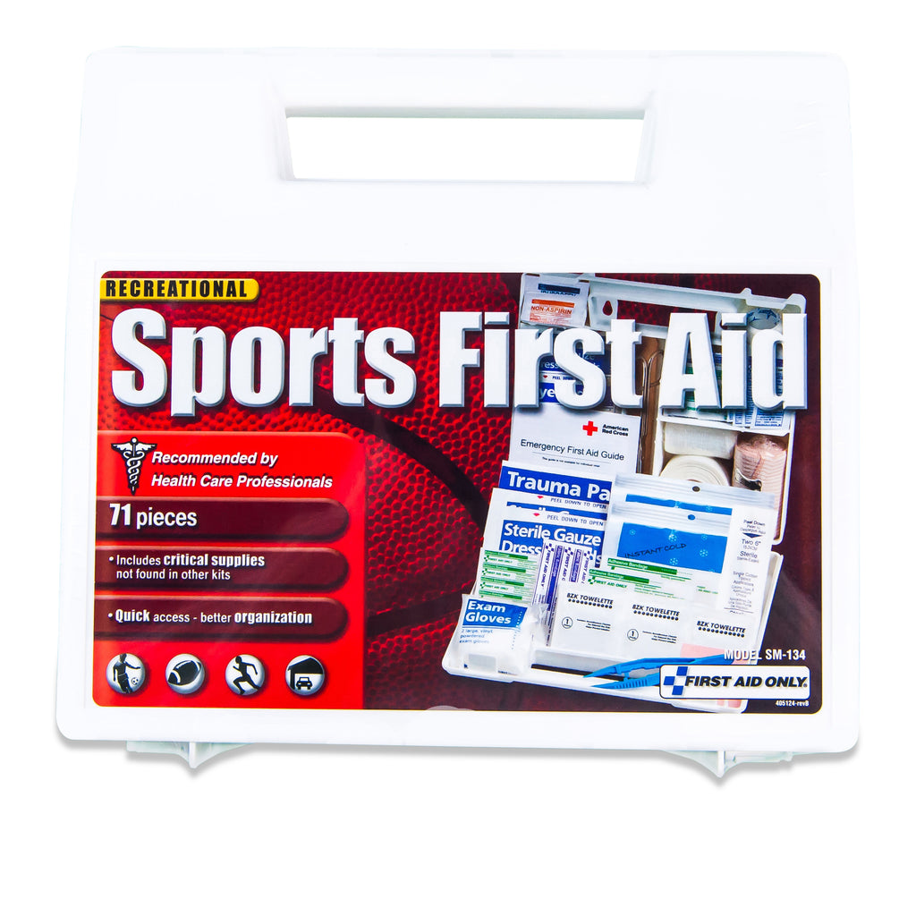 Sports First Aid 71-piece Kit