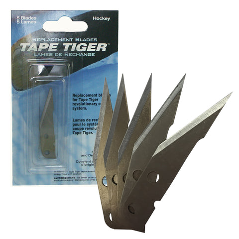 Tape Tiger Replacement Blades (5 pack)