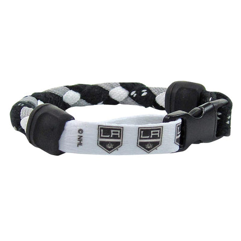 Swanny's NHL Hockey Lace Bracelet - 8""