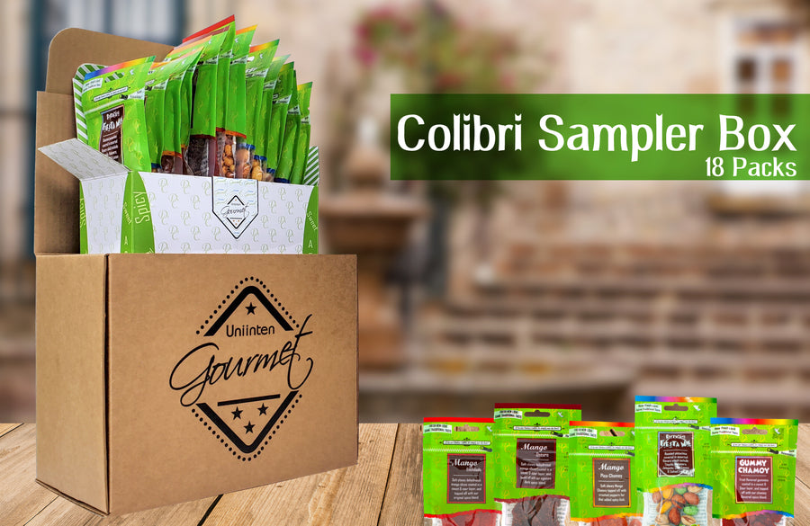 Colibri Sampler Box | One Time Purchase
