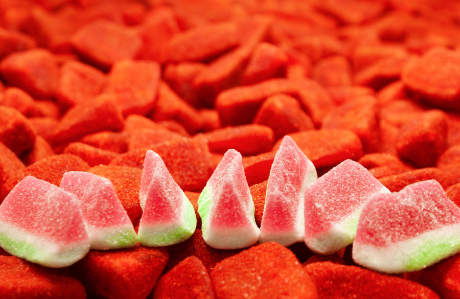 Gummy Chamoy | WATERMELON SLICES | 6 Pack
