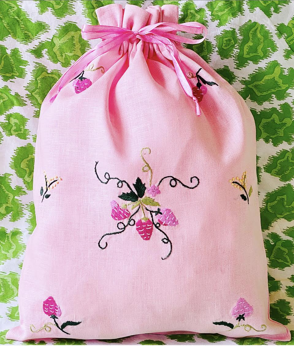 Shoe Bag/ Lingerie Bag