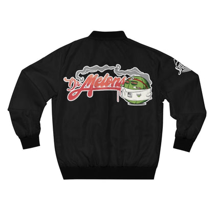 Dr Melons Bomber Jacket - SmokeCrewCo Cannabis Streetwear Brand