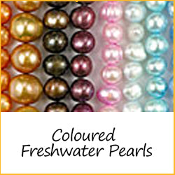 Coloured - Freshwater Pearls