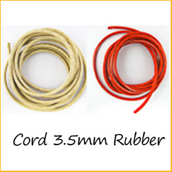 Cord 3.5mm Rubber
