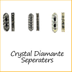 Crystal Diamante Seperaters