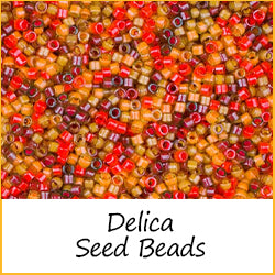 Delica Seed Beads size 11/0