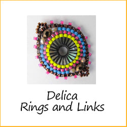 Delica Links and Rings