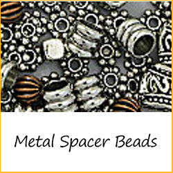 Metal Spacer Beads