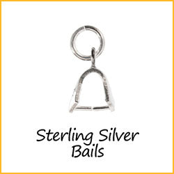 Sterling Silver Bails