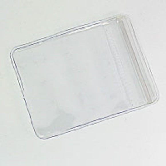 Plastic bag 75x60mm press lock bag 12pcs