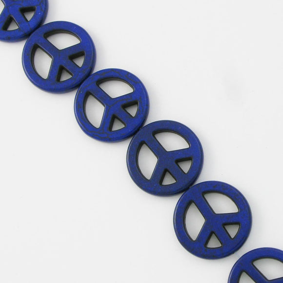 Semi prec 25mm peace royal 16pcs