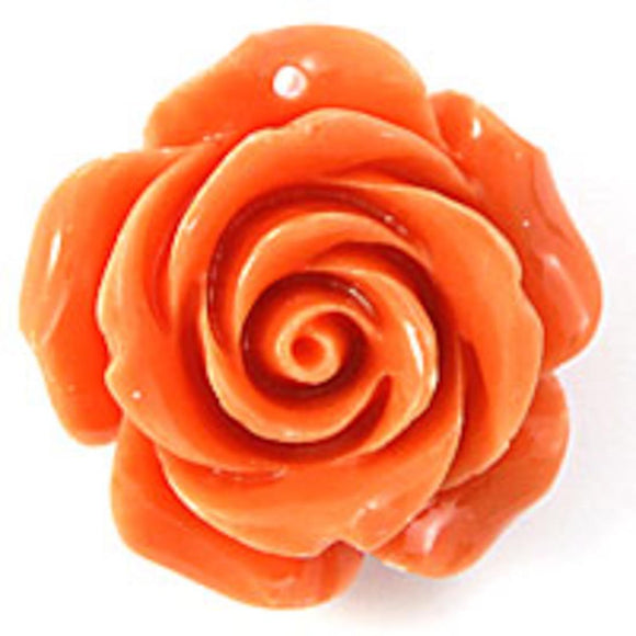 Rs 25mm Euro rose melon 2pcs