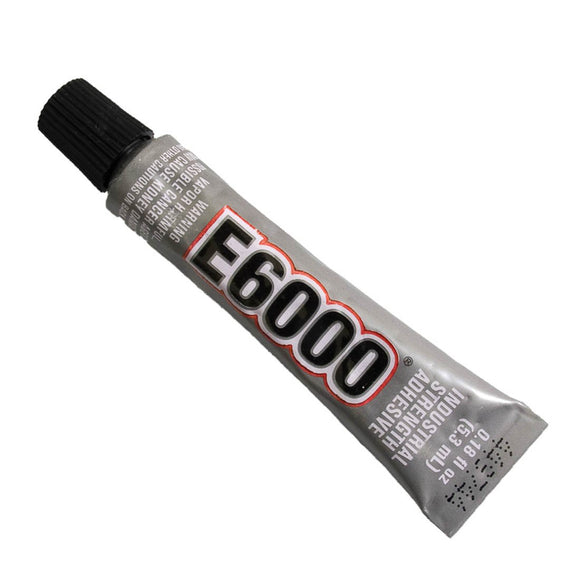 Glue E6000 .18oz 5.3ml 1 tube