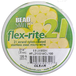 Flexrite .35mm 21str 9.9lb 30.5mtr