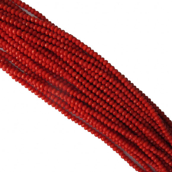 CG 4x6mm factd rondel red 95+p