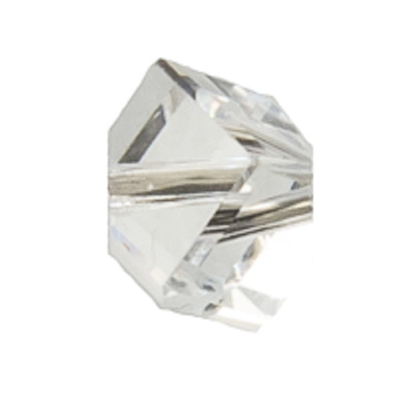 Swarovski 4mm cub DIA hole Ctyst 10pcs