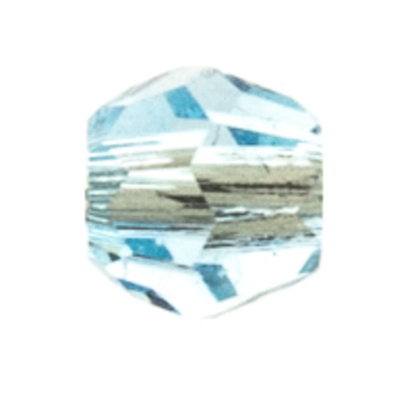 Swarovski 3mm 5000 aquamarine 10pcs