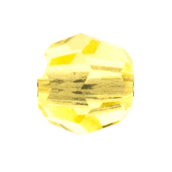 Swarovski 3mm 5000 light topaz 10pcs