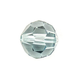 Swarovski 8mm 5000 indian saphire 4pcs