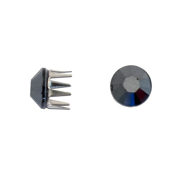 Swarovski 4mm 53303 rose pins hematit 20