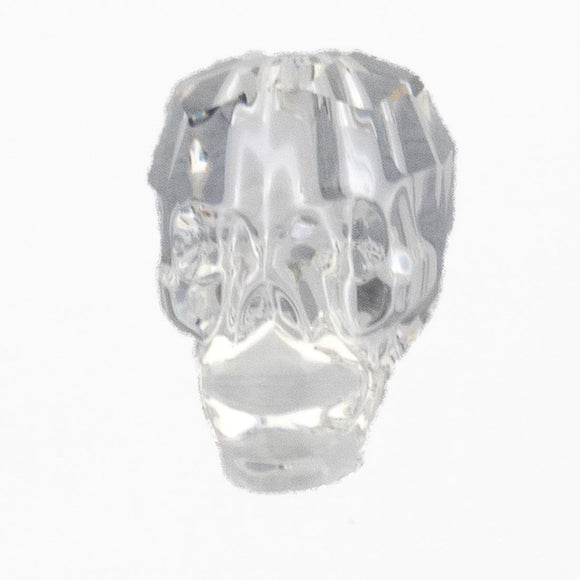Swarovski 13mm 5750 skull crystal 1pc