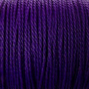 Cord 1mm twisted amethyst 30mtrs