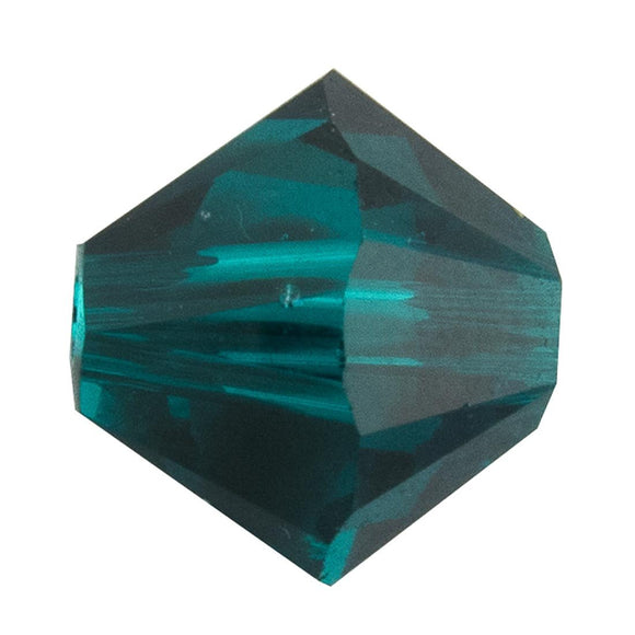 swarovski 8mm 5328 emerald 10pcs