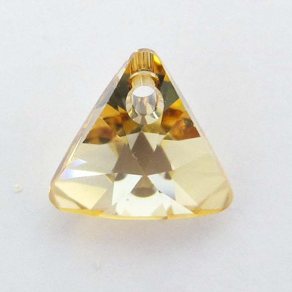 Swarovski 12mm 6628 triangle GSHA 4pcs