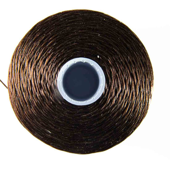 Nymo thread D brown 59metres