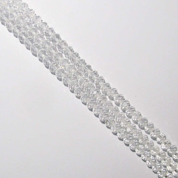 Cg 2x3mm faceted rondel crystal 200pcs