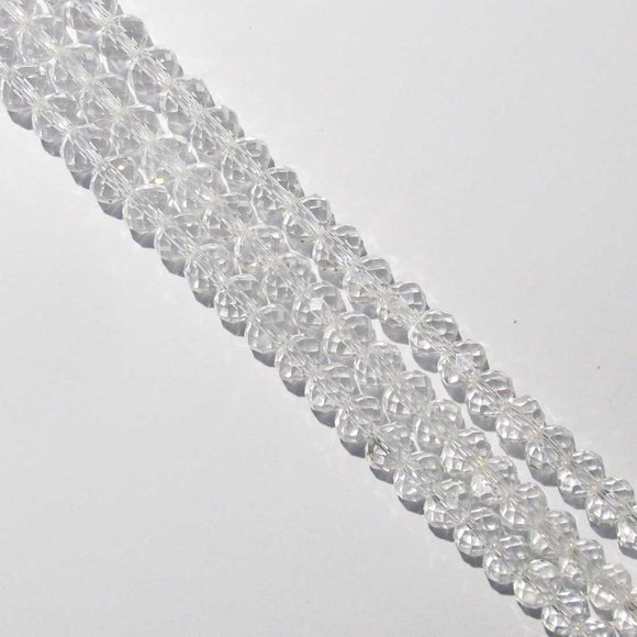 Cg 3x3.5mm faceted rondel crystal 145pcs