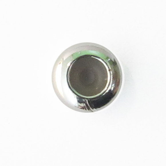 Metal 3x6mm washer silicon NF SIL 10pcs