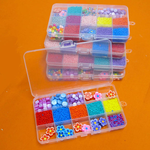 Bead Kit VARIOUS colours 1box