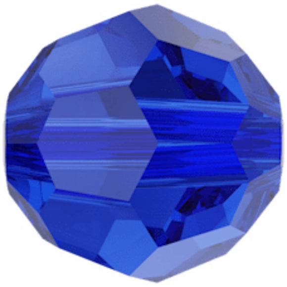 Swarovski 2mm 5000 majestuc blue 20pcs