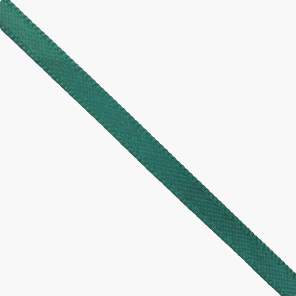 XMASS DECO RIBBON TEAL 1mt