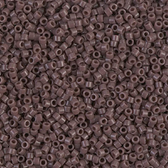 Delica Beads DB 735 Opaque Plum 5g
