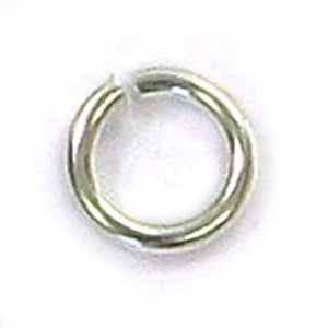 Metal 3 x.5mm jumpring NF silver 250pcs