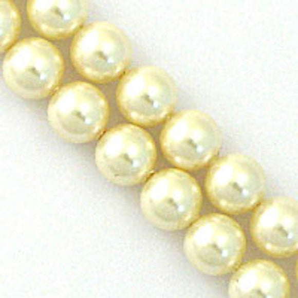 Swarovski 5mm 5810 cream 100pcs