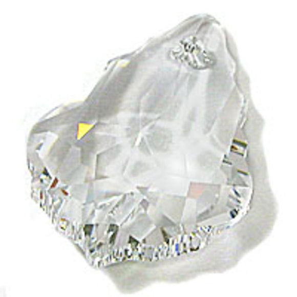 Swarovski 22x15mm 6090 crystal 2pc