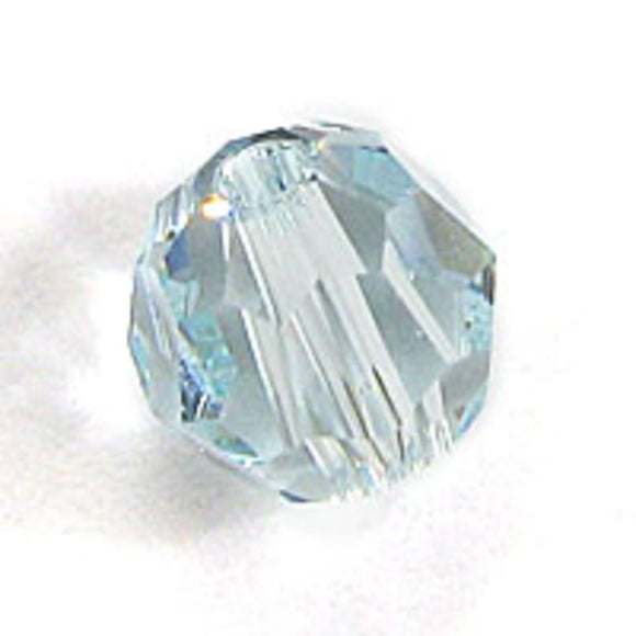 Swarovski 4mm 5000 rnd light azore 10pcs