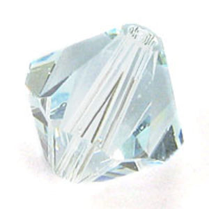 Swarovski 6mm 5328 light azore 20pcs