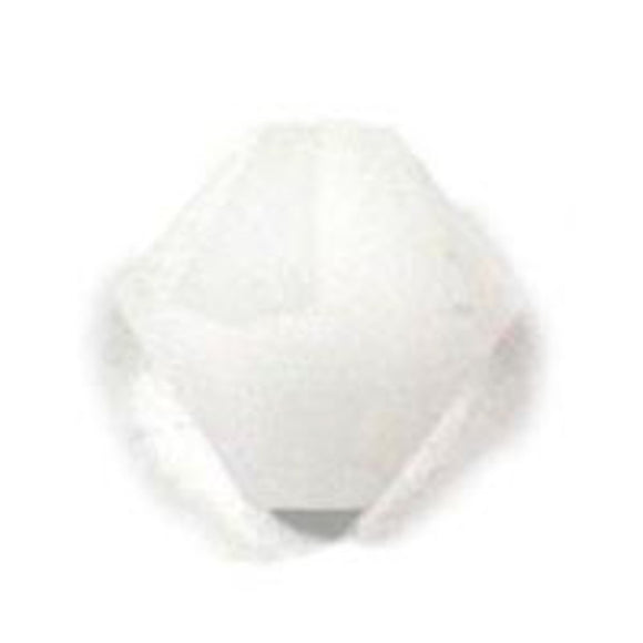 Swarovski 4mm 5328 white Alaba 40p
