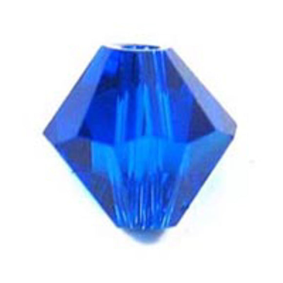 Swarovski 4mm 5328 capri blue 40p