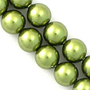 Swarovski 8mm 5810 light green 50p