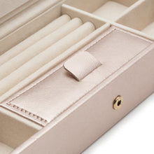 Load image into Gallery viewer, WOLF 1834 PALERMO SAFE DEPOSIT BOX - ROSE GOLD