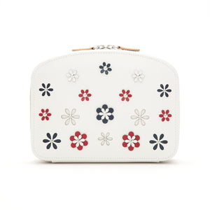 WOLF 1834 BLOSSOM TRAVEL ZIP JEWELRY CASE
