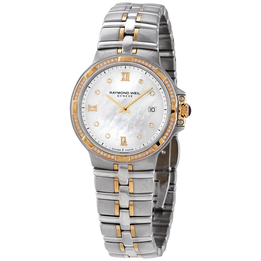 Raymond Weil Parsifal Ladies Diamond Quartz Watch